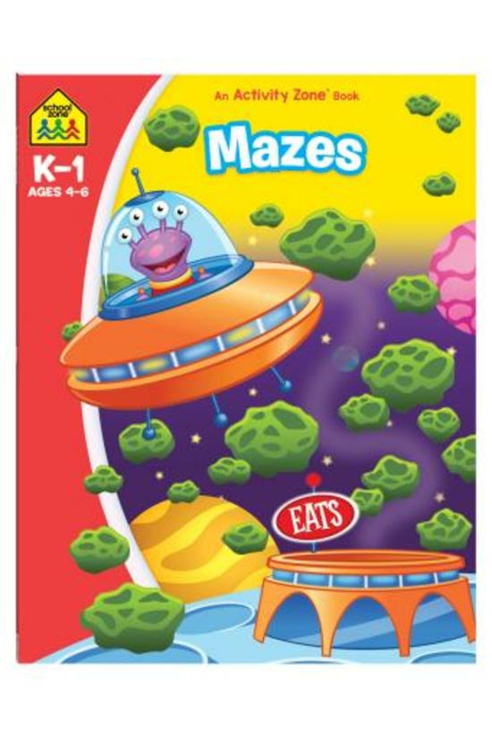 School Zone: Mazes: An Activit...