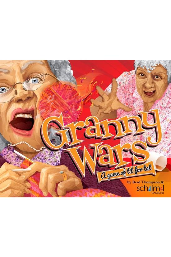 Granny Wars Card Game