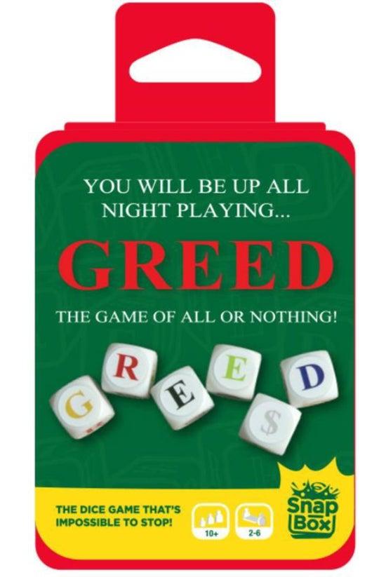 Snapbox Greed Dice Game