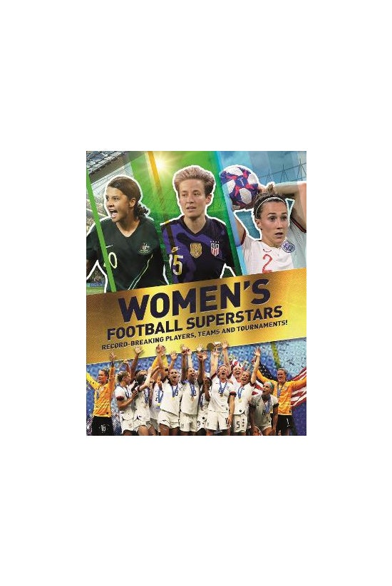 Women's Football Superstars