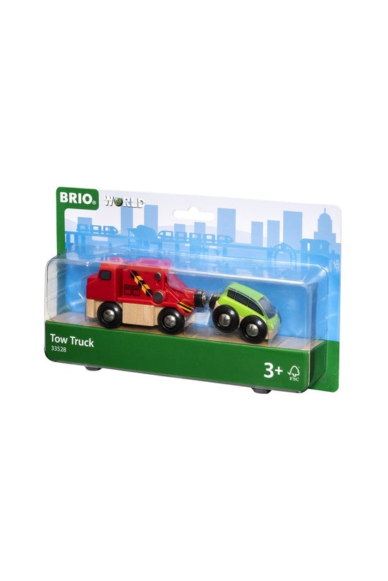 Brio World: Tow Truck