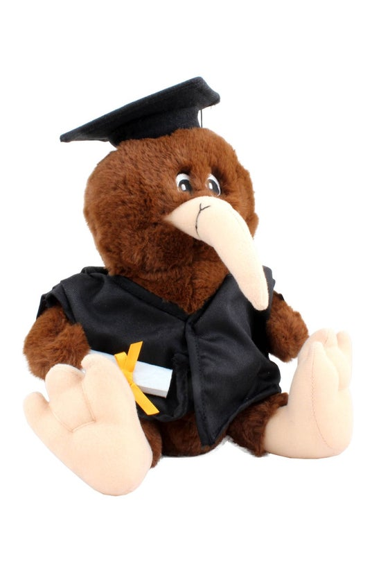 Antics Plush Graduation Kiwi
