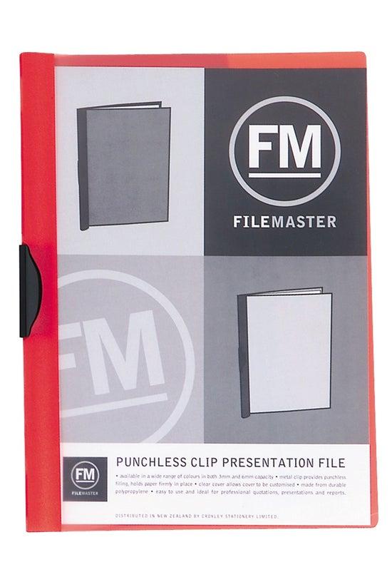 Fm Punchless Clip Presentation...