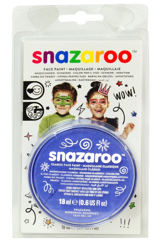 Snazaroo Face Paint Pot 18 Ml ...