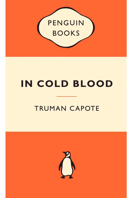 Popular Penguin In Cold Blood