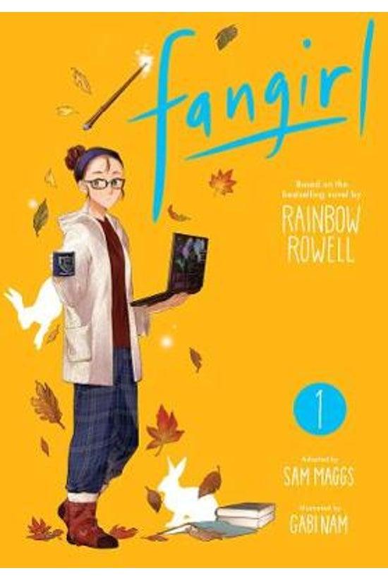 Fangirl #01: Graphic Novel