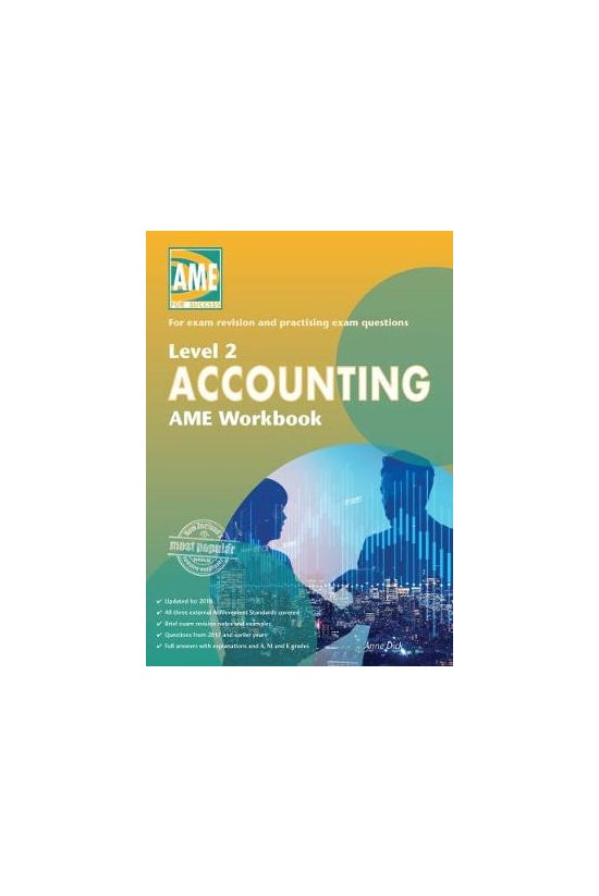 Ame Ncea Level 2 Accounting Wo...
