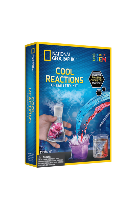 National Geographic Cool React...