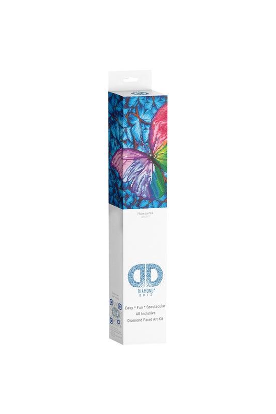 Diamond Dotz: Flutter By Pink