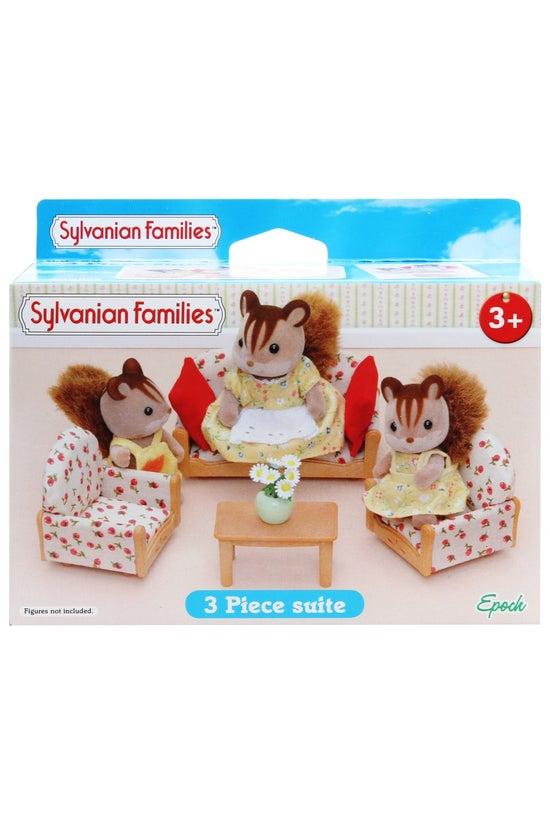 Sylvanian Families 3 Piece Sui...