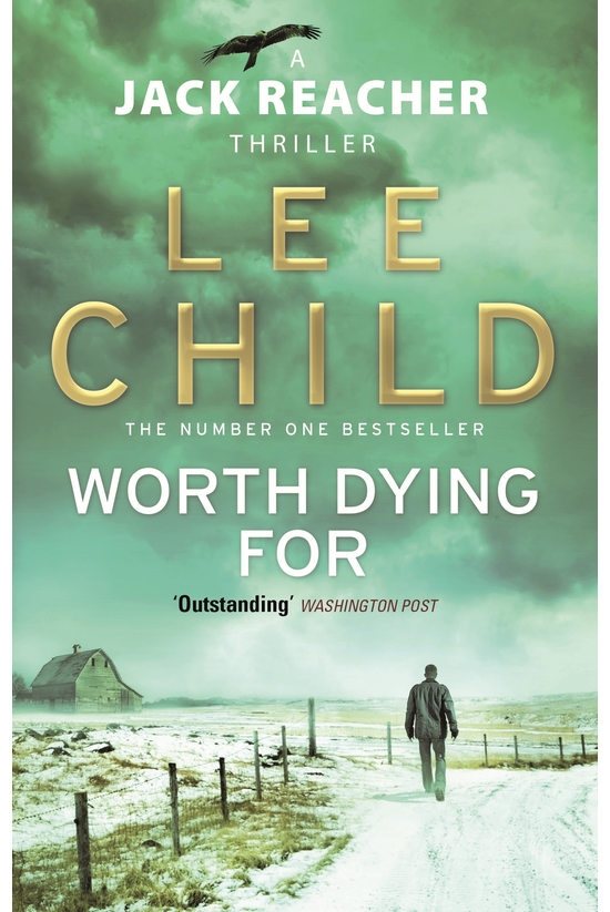 Jack Reacher #15: Worth Dying ...