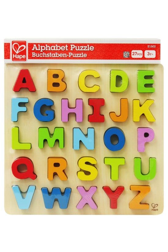 Hape Alphabet Puzzle Uppercase