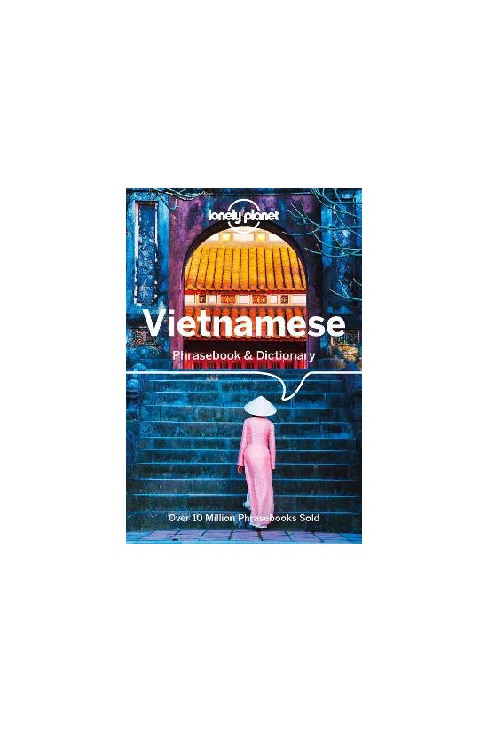 Lonely Planet Vietnamese Phras...