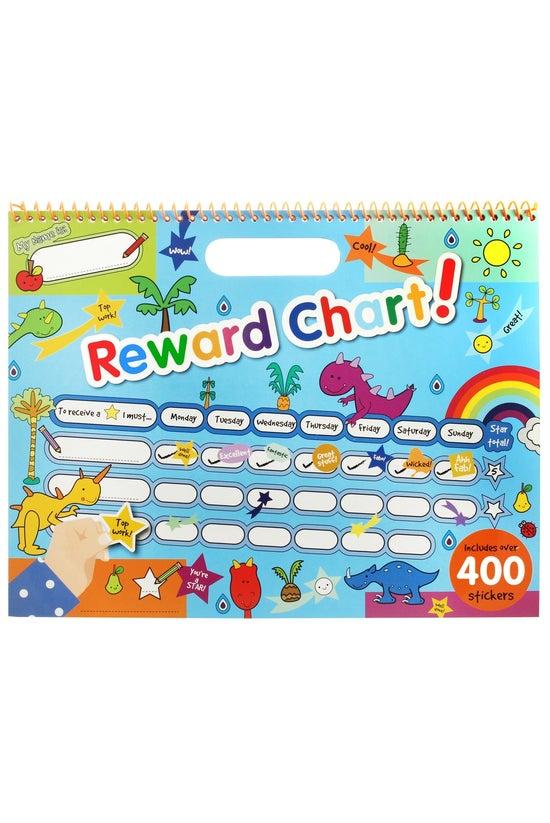 Reward Chart Blue
