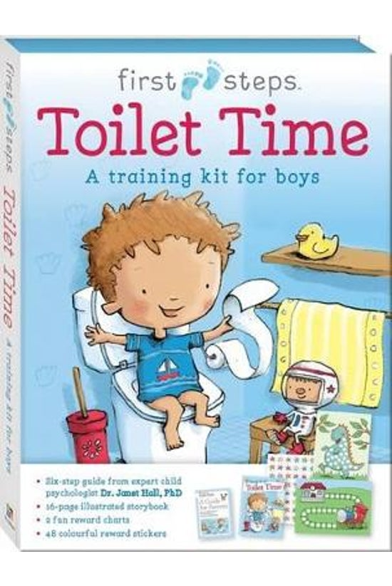 First Steps: Toilet Time For B...