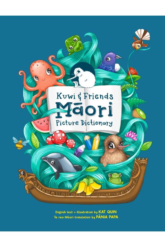 Kuwi And Friends Maori Picture...