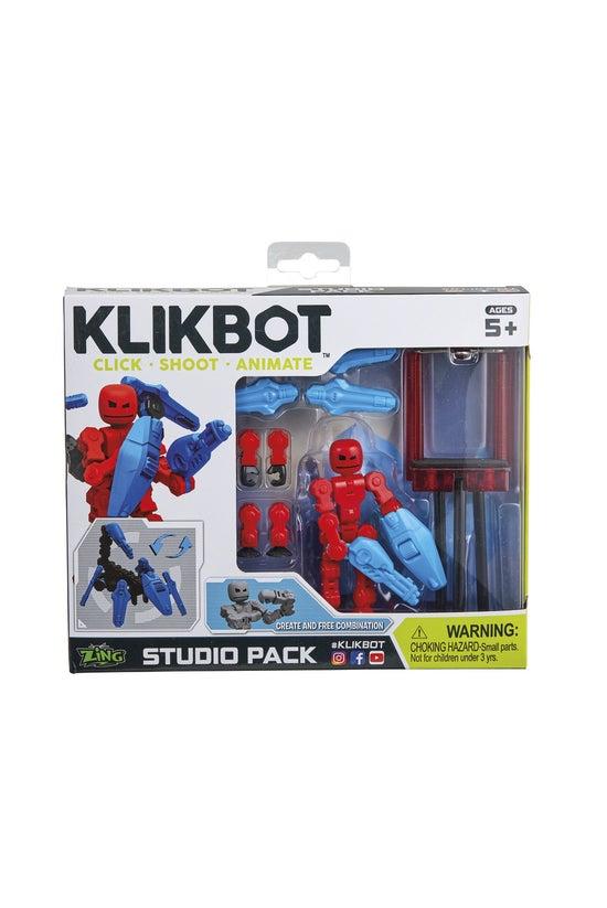 Klikbot Studio Pack Assorted
