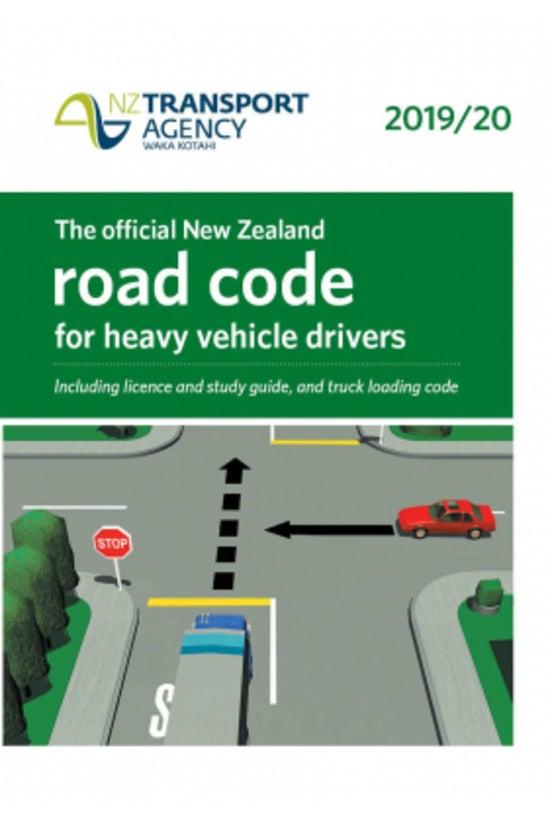 Heavy Vehicle Road Code 2019-2...