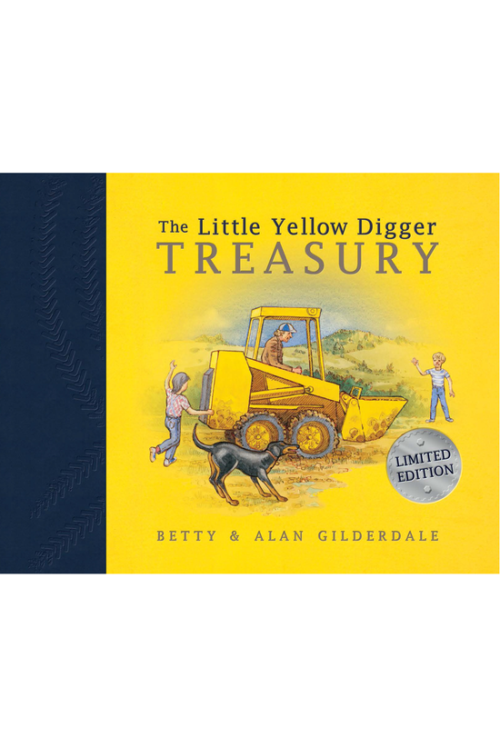 The Little Yellow Digger: The ...