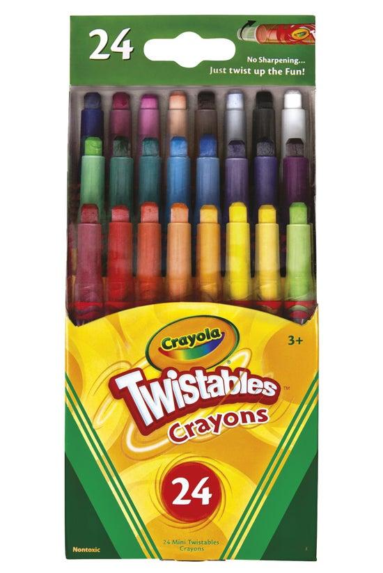 Crayola Crayons Twistables Min...