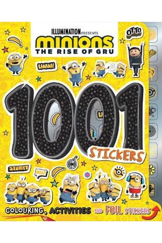 Minions The Rise Of Gru: 1001 ...