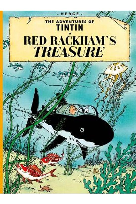 The Adventures Of Tintin #12: ...
