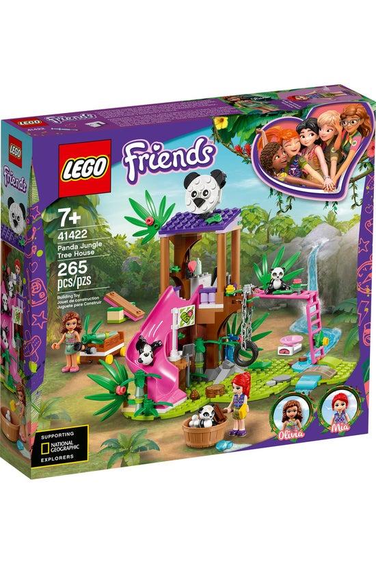 Lego Friends: Panda Jungle Tre...