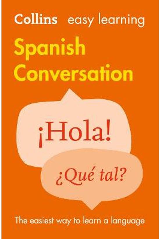 Easy Learning Spanish Conversa...