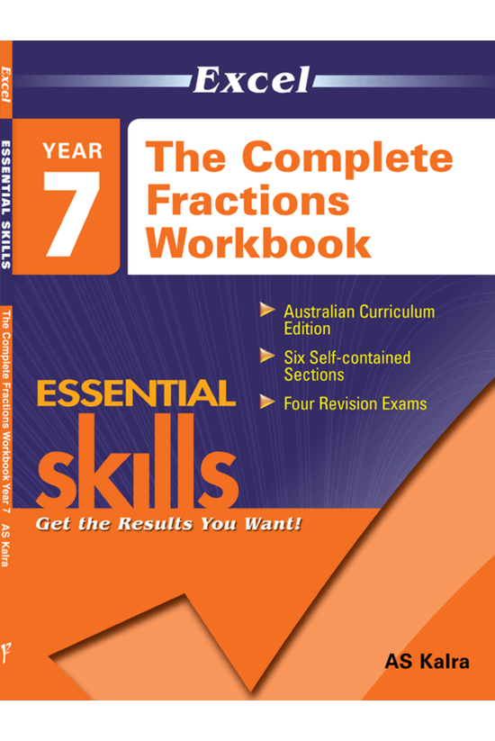 Excel Essential Skills Year 7 ...
