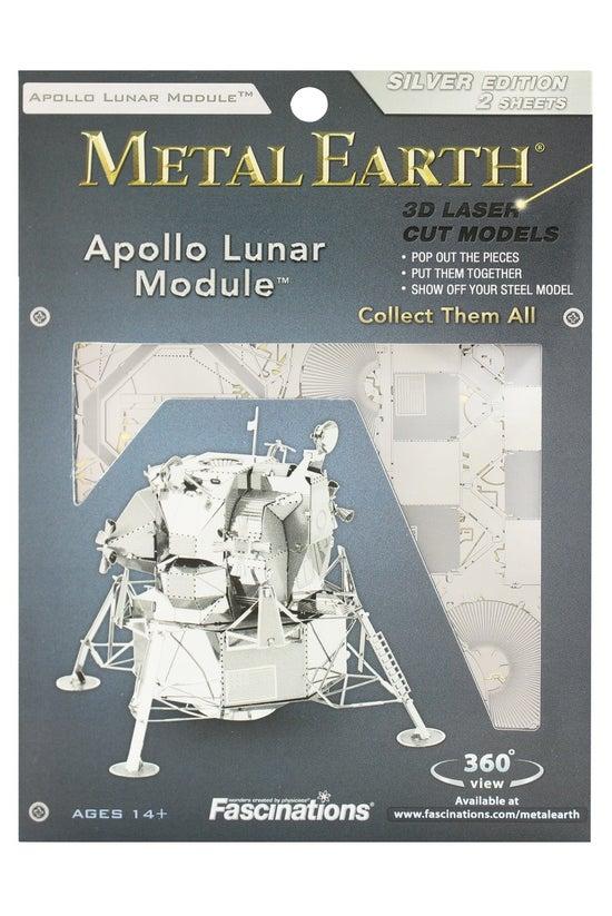 Metal Earth Apollo Lunar Modul...