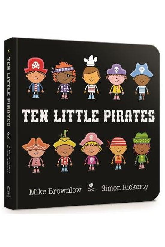Ten Little #01: Ten Little Pir...