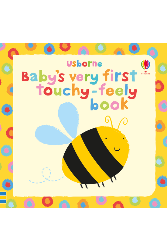 Baby's Very First Touchy-feely...
