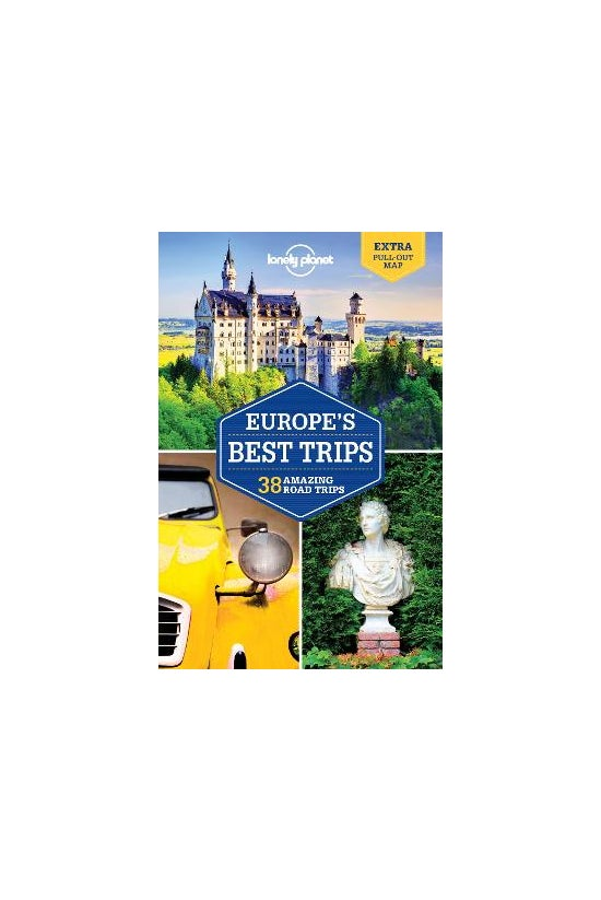 Lonely Planet Europe's Best Tr...