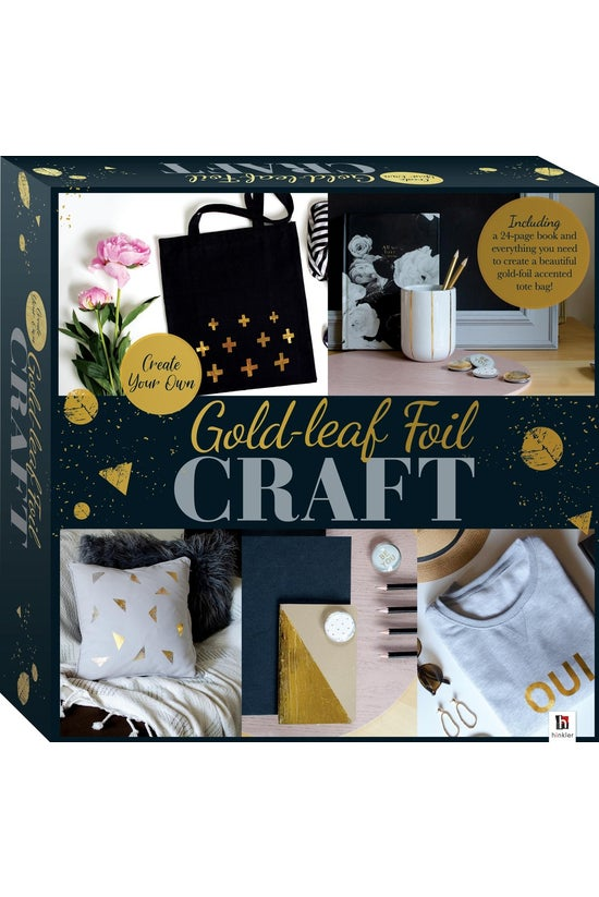 Hinkler Create Your Own Gold-l...