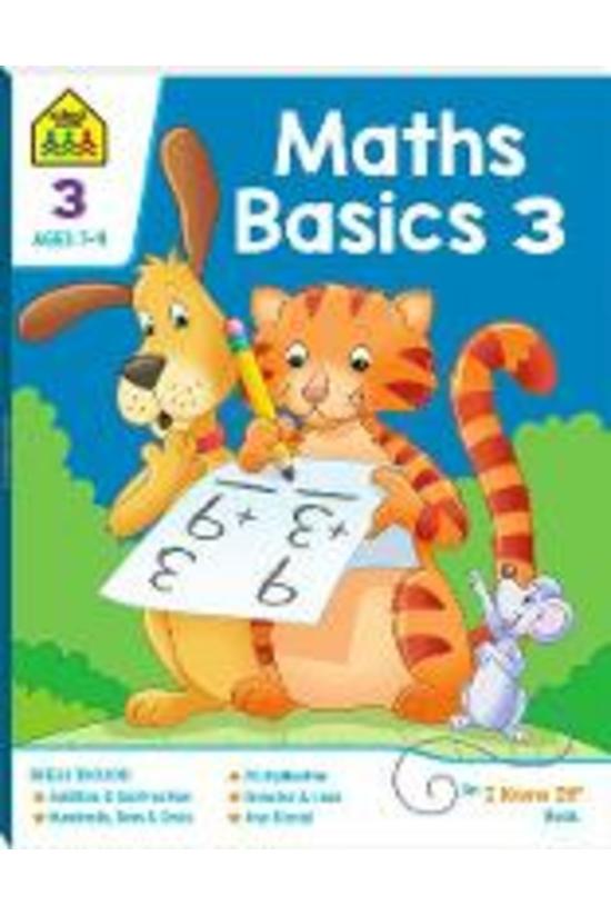 School Zone: I Know It!: Maths...