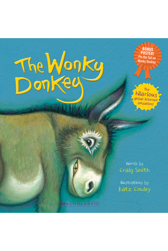 The Wonky Donkey: Pin The Tail...