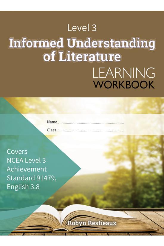 Level 3 Informed Understanding...
