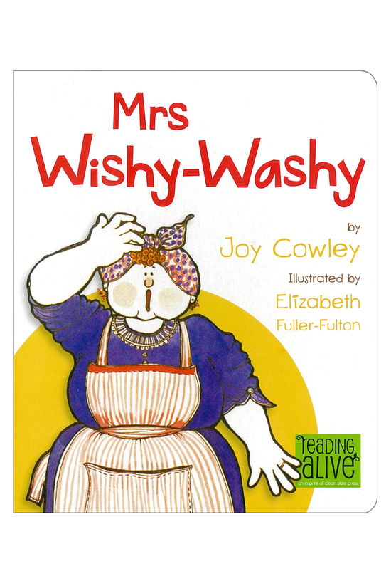 Mrs Wishy Washy