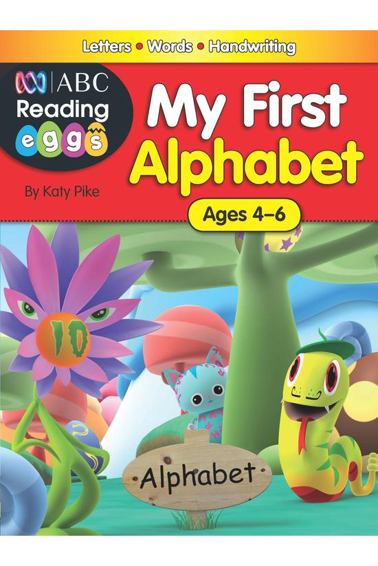 Abc Reading Eggs My First Alph...