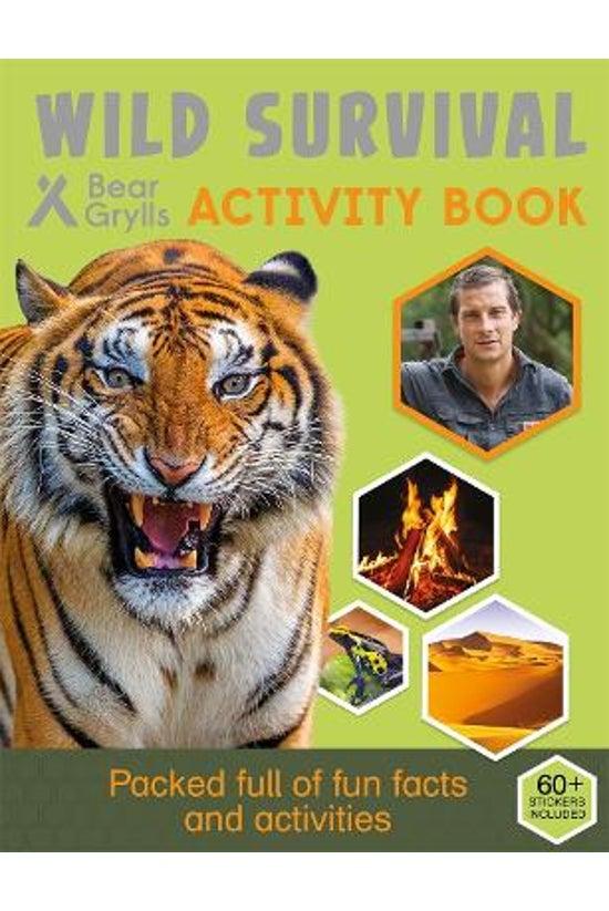 Bear Grylls Activity: Wild Sur...