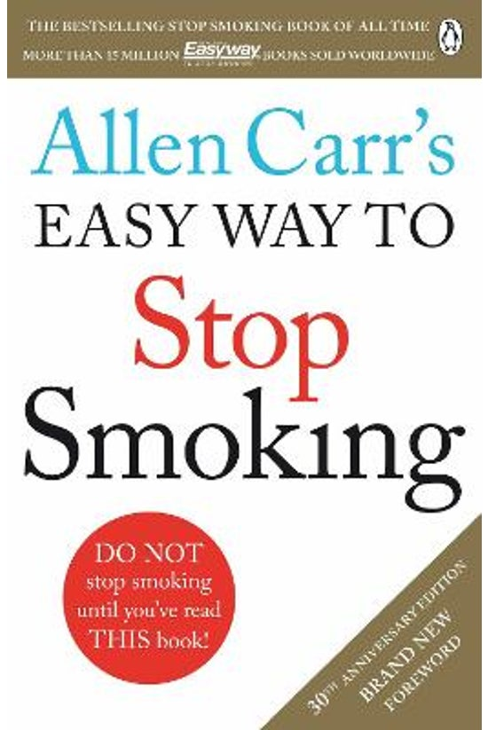 Allen Carr's Easy Way To Stop ...