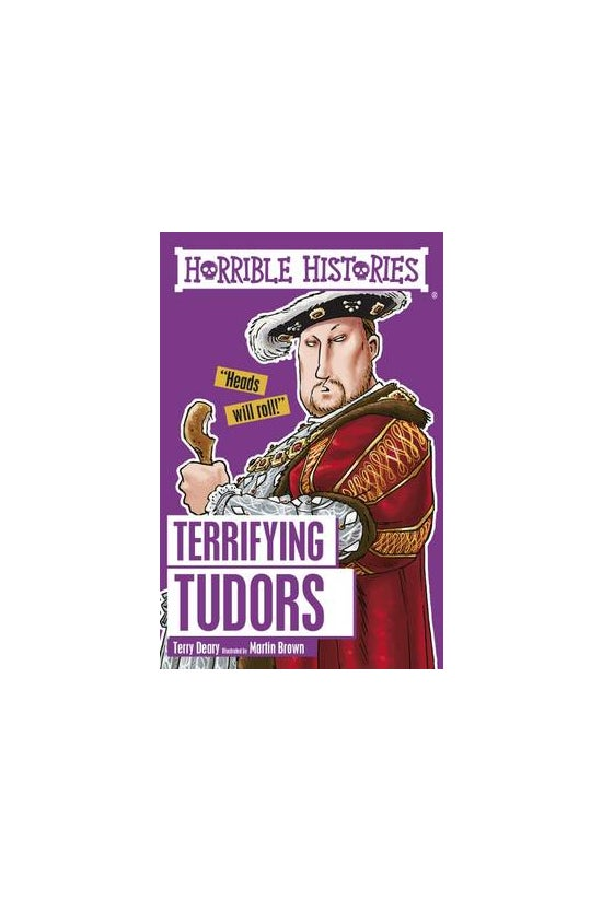 Horrible Histories: Terrifying...