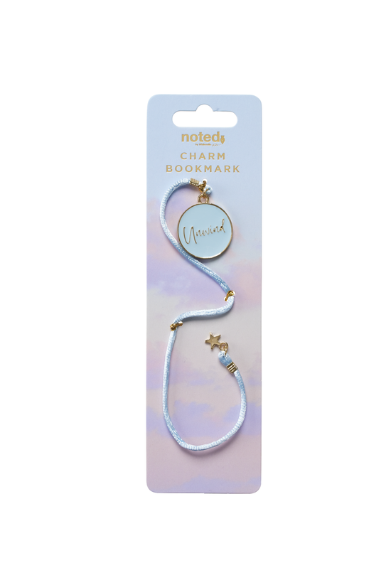 Noted String Bookmark With Cha...