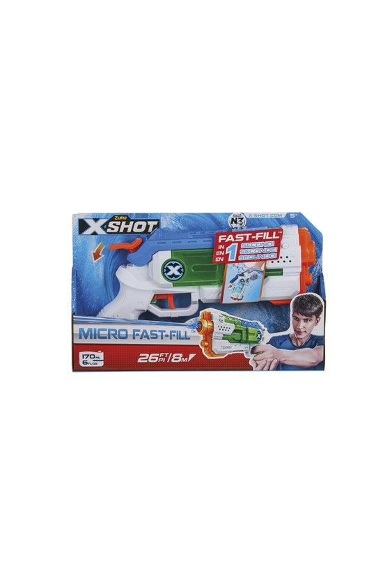 Zuru X-shot Micro Fast Fill Wa...