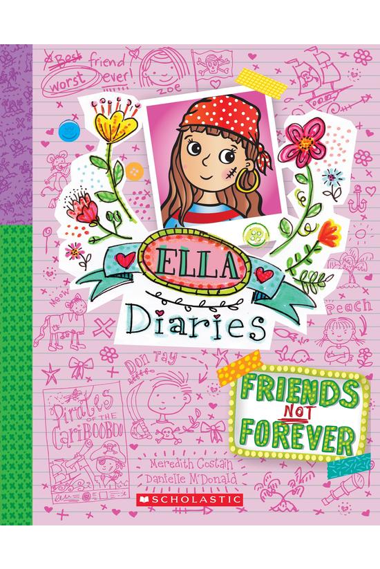 Ella Diaries #07: Friends Not ...