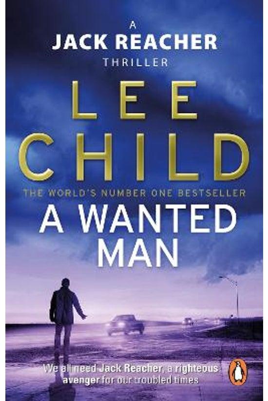Jack Reacher #17: A Wanted Man