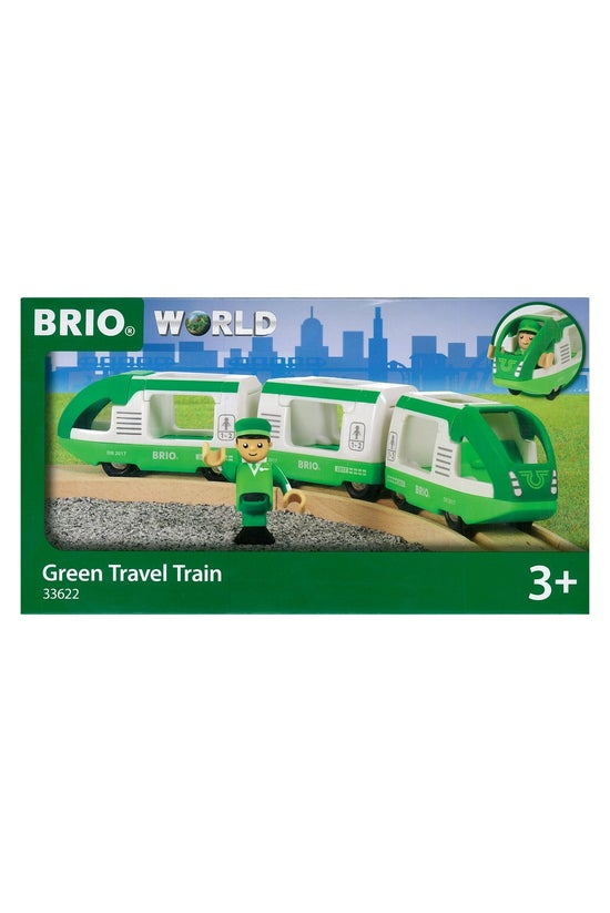 Brio World: Green Travel Train...
