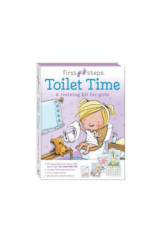 First Steps: Toilet Time For G...