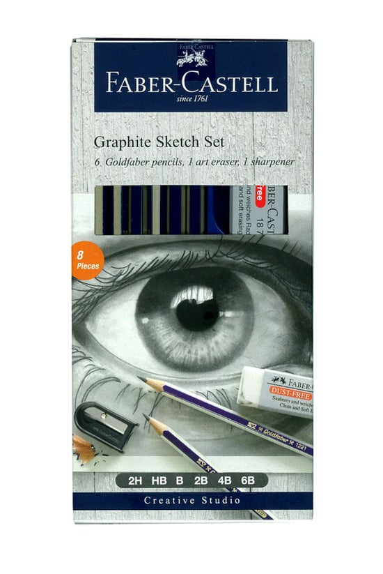 Faber-castell Graphite Sketch ...