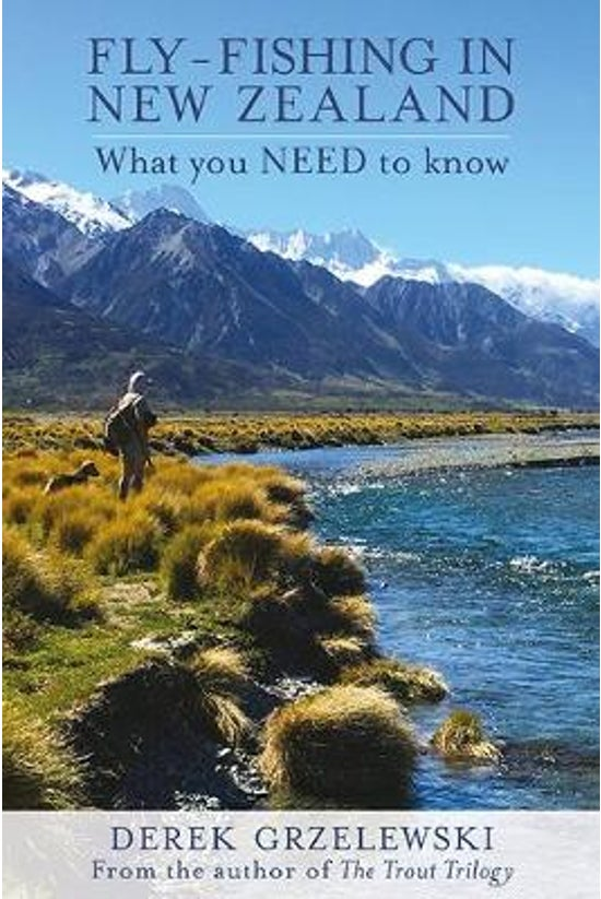 Fly-fishing In New Zealand